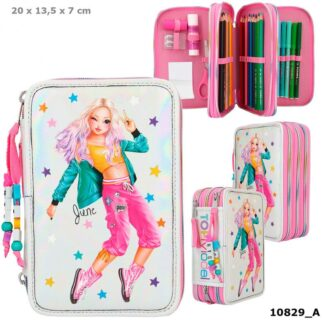TOPModel Filled Pencil Case De Luxe DANCE